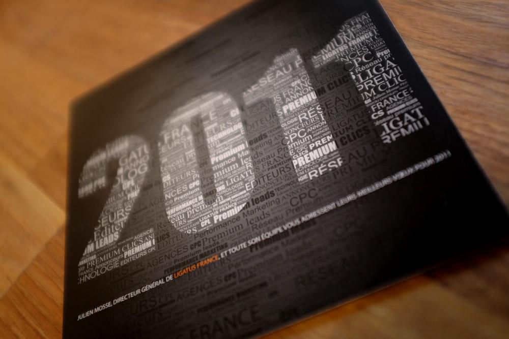 Print - Ligatus greeting card 1