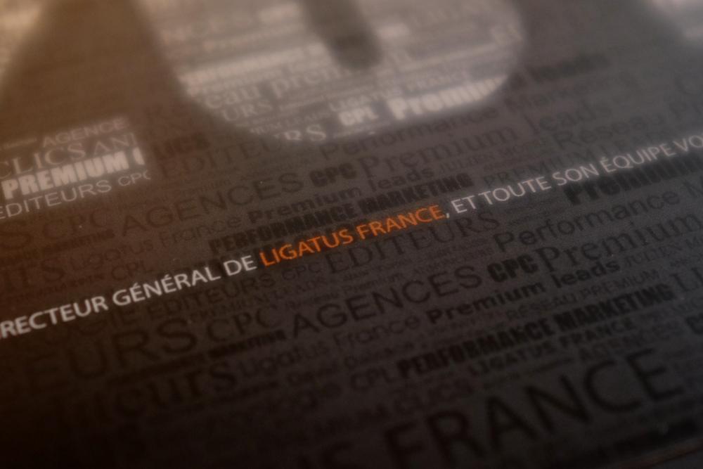 Print - Ligatus greeting card 3