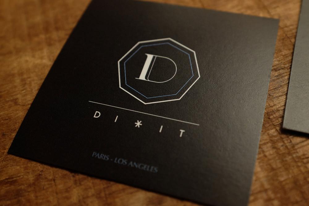 Identity - Dixit L'agence Logo