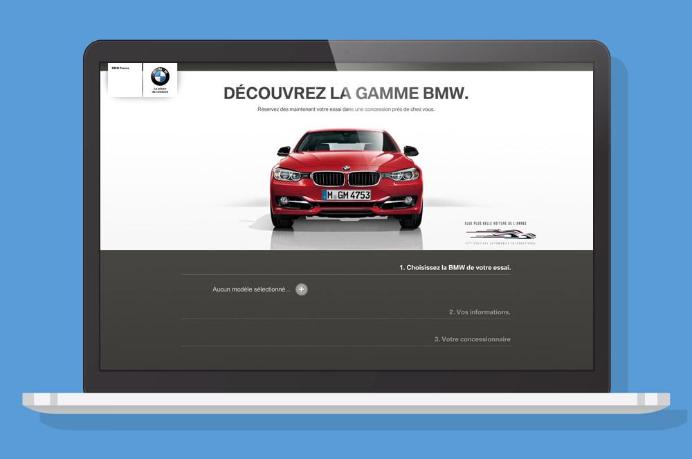 BMW - Landing Page 4