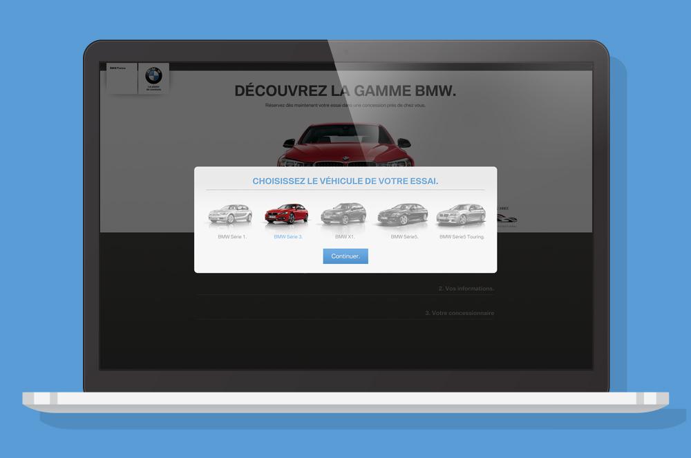 BMW - Landing Page 6