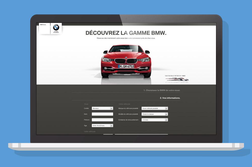 BMW - Landing Page 7